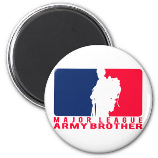 Major League Army Brother Refrigerator Magnets