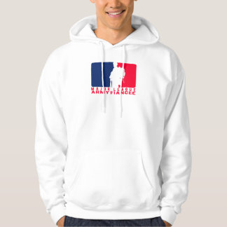 Major League Army Fiancee Hoodie