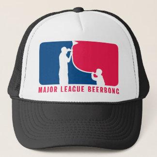 Major League Beer Bong Trucker Hat