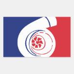 Major League Boost Rectangular Sticker