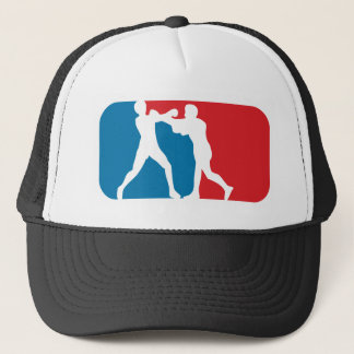 Major League Boxing Trucker Hat