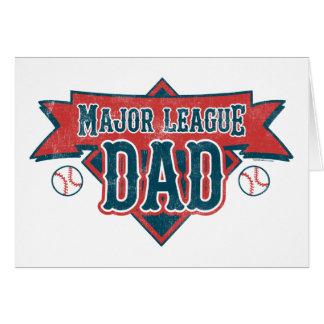 Major League Dad Card