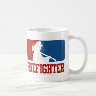 Major League Firefighter Coffee Mugs