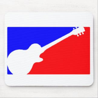 Major League Guitarist Mouse Pad