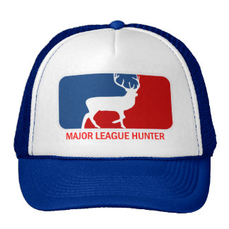Major League Hunter Trucker Hats
