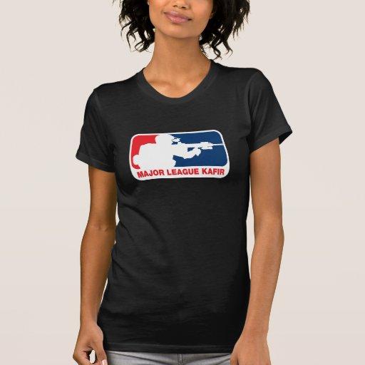 Major League Kafir Tshirt