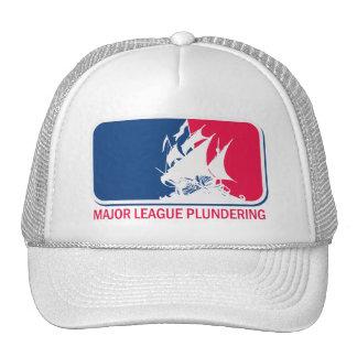 Major League Plundering Mesh Hat