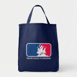 Major League Plundering Tote Bag