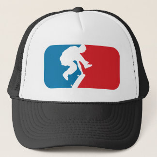 Major League Skater Trucker Hat