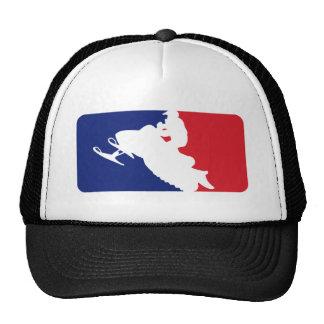 Major League Snowmobiler Cap