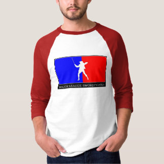 Major League Swordfighter T-Shirt