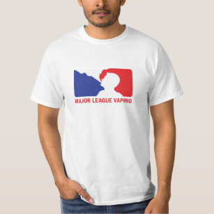 Major League Vaping Vaper T Shirt