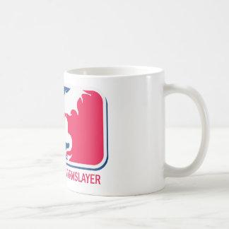 Major League Wyrmslayer Basic White Mug