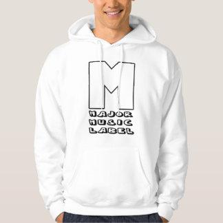 Major Music Label Hoodie