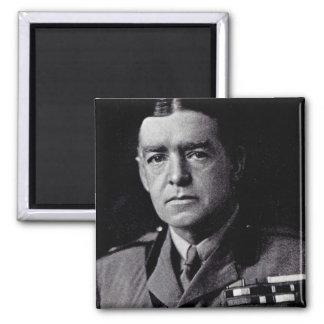 Major Sir Ernest Shackleton Square Magnet