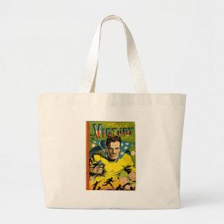 Major Victory Tote Bag