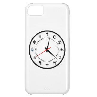major world religions symbol clock iPhone 5C cases