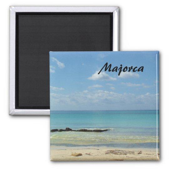 Majorca Beach - Souvenir Magnet
