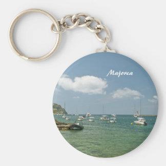 Majorca Key Ring