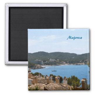 Majorca Refrigerator Magnet