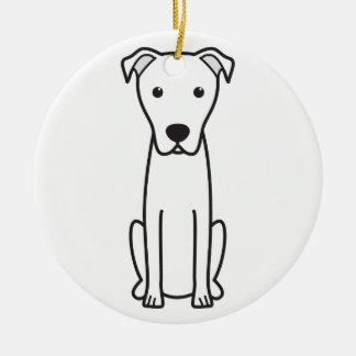 Majorca Shepherd Dog Cartoon Christmas Tree Ornaments