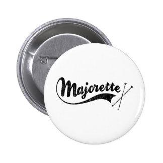 Majorette 6 Cm Round Badge
