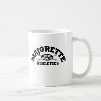 Majorette Athletics Classic White Coffee Mug