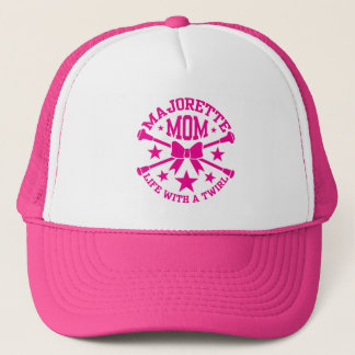 Majorette Mom Hat
