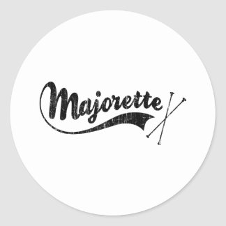 Majorette Stickers