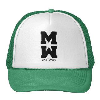 MajWay Trucker Snap Back Hat
