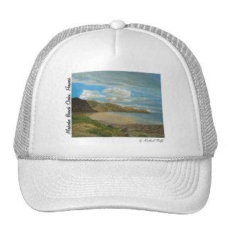 Makaha Beach Hawaii Hat