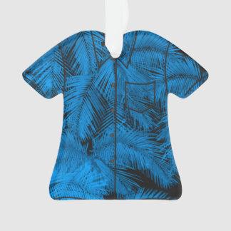 Makana Palms Hawaiian Tropical Leaves Aloha Shirt