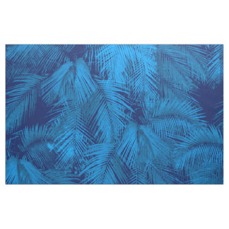 Makana Palms Hawaiian Tropical Print Fabric