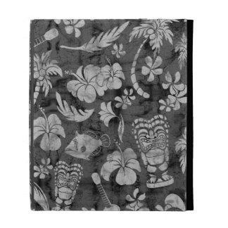 Makapuu Beach Hawaiian Batik iPad Folio iPad Folio Covers
