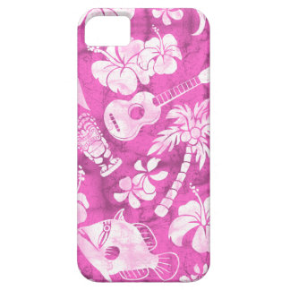Makapuu Beach Hawaiian Batik iPhone 5 Cases