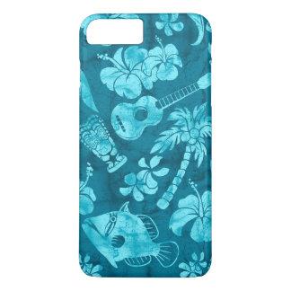 Makapuu Beach Hawaiian Batik iPhone 7 Plus Case