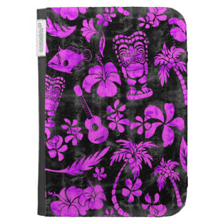 Makapuu Beach Hawaiian Batik Kindle Folio Kindle 3G Cover