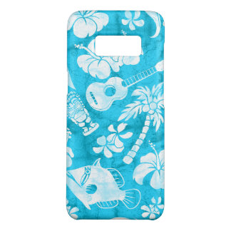 Makapuu Beach Hawaiian Batik Turquoise Case-Mate Samsung Galaxy S8 Case