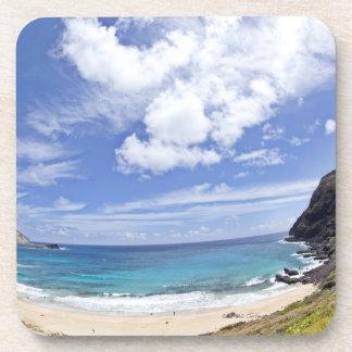 Makapuu Beach in Oahu, Hawaii. Coaster