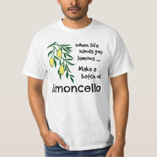 Make a Batch of Limoncello T-Shirt