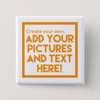 Make a Button - Add pictures and text!