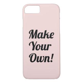 Make a Custom Printed iPhone 7 Case