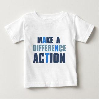 Make A Different Action Tees