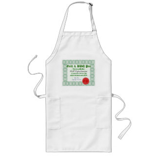 Make a Grill & BBQ Pro Certificate Long Apron