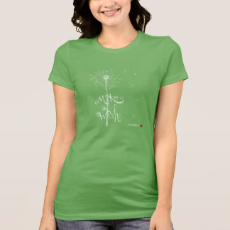 Make A Wish Dandelion T-Shirt