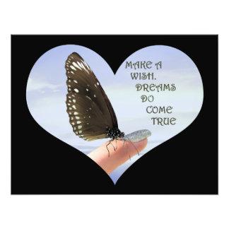Make a wish Dreams come true Photo
