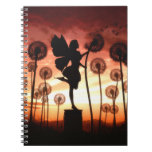 Make a Wish Fairy Notebook