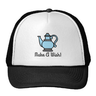 Make A Wish Mesh Hats