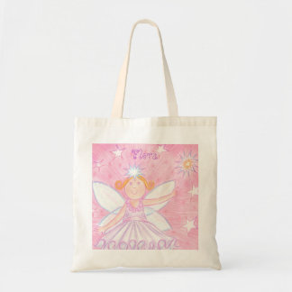 Make a Wish 'Name' tote bag