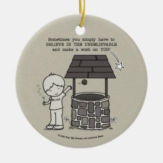 Make a Wish on You! Christmas Ornament